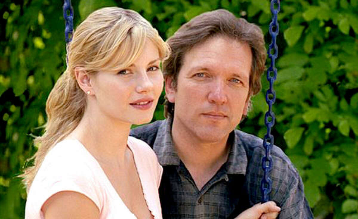 Elisha Cuthbert, with Martin Donovan, doesn't want to be typecast as the pretty girl. Which is why she made The Quiet, which was shot in Austin.