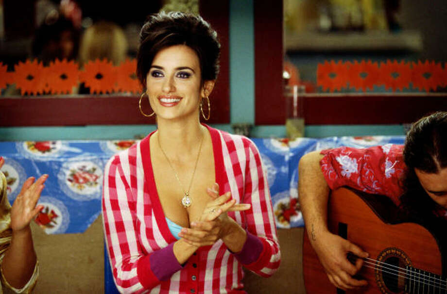 Penélope Cruz plays Raimunda in Pedro Almodovar's Volver. Photo: Sony Pictures Classics