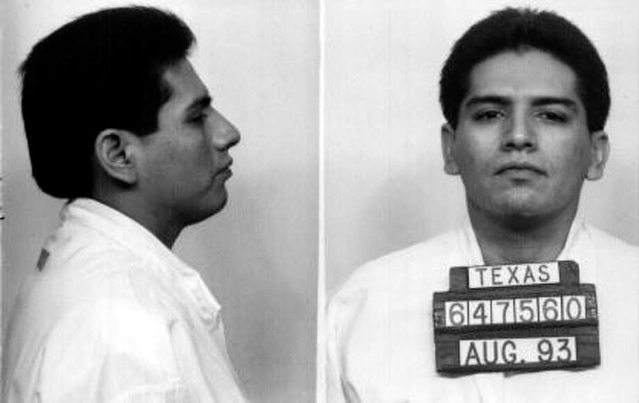 Guadalupe Esparza, shown here in a 1993 booking mugshot, was convicted of murder in March 2001. Photo: Courtesy Photo / TEXAS DEPT OF CRIMINAL JUSTICE