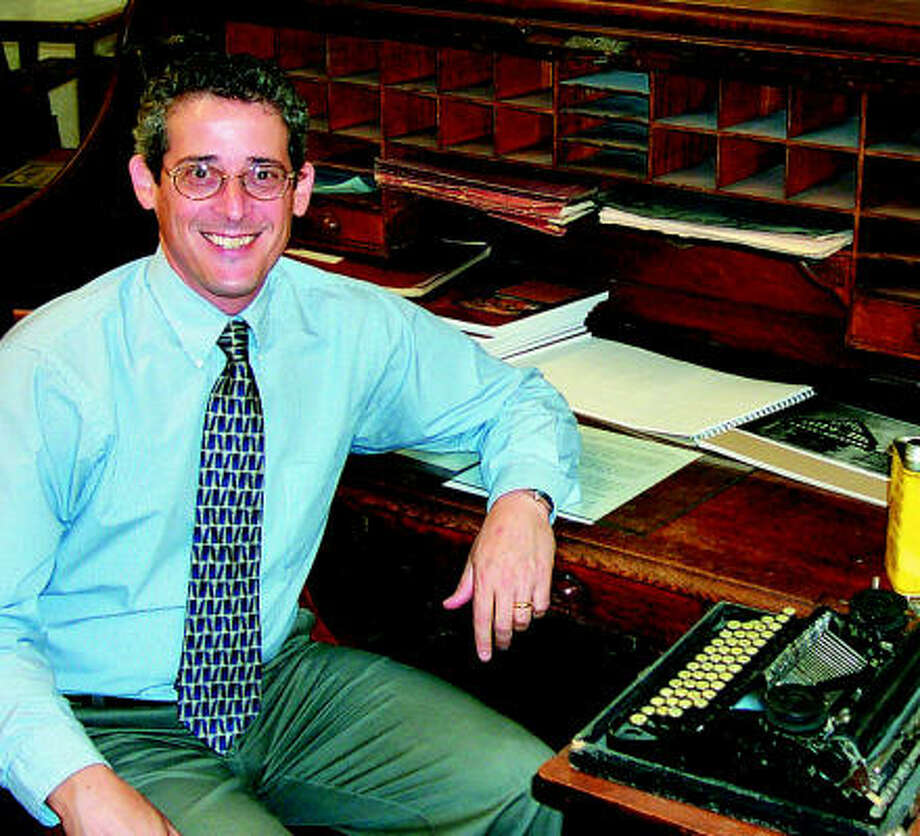 Mike Danial has been with Stickley for 32 years, and knows the business inside and out. Photo: Stickley Furniture