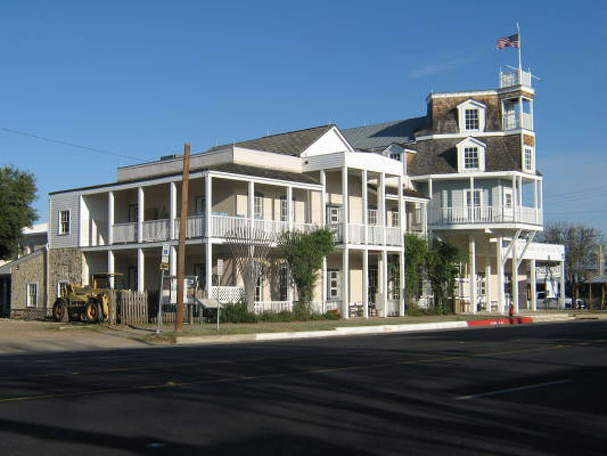 An infusion of state funds will provide $3 million to upgrade museum space in the Nimitz Steamboat Hotel, where Fredericksburg's Adm. Chester Nimitz lived as a youth.