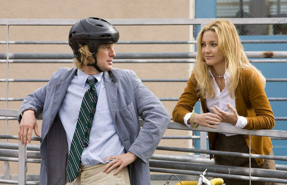 Owen Wilson and Kate Hudson star in You, Me and Dupree. Photo: Universal Pictures