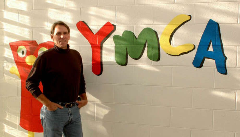 The TW Davis YMCA, 911 Thompson Highway, Richmond, recognized BIll Myers as its volunteer of the year. Photo: George Wong, For The Chronicle