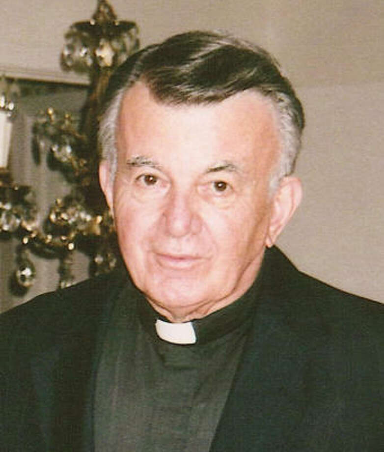 The Rev. George Nicholas Thanos served at churches in Galveston, Houston and elsewhere.
