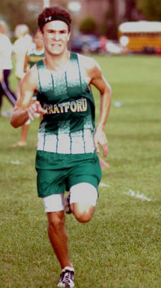 Stratford's Dylan Roberts will lead the Spartans' cross country team into Saturday's Region III meet at North Harris County Community College.