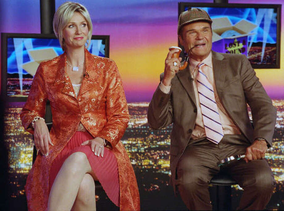 Jane Lynch and Fred Willard find laughs in For Your Consideration. Photo: Shangri-La Entertainment