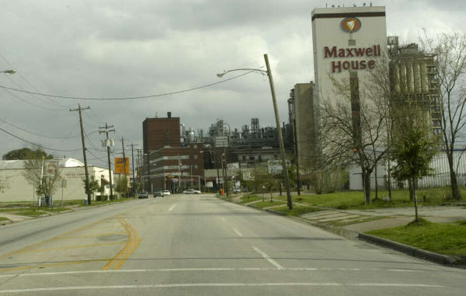 The Maxwell House plant on Harrisburg Boulevard will change ownership. Photo: Kim Christensen, For The Chronicle