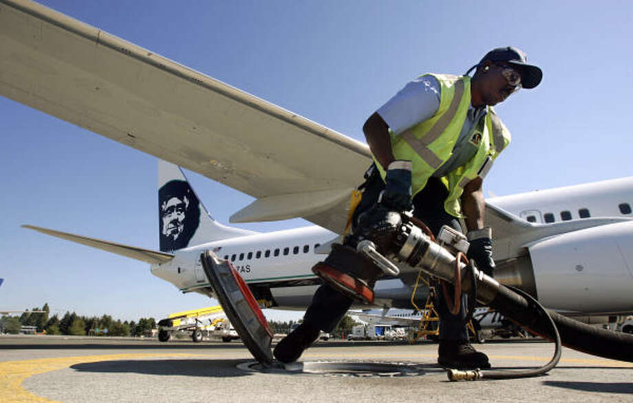 Carrier: Alaska AirlinesNo. of pet deaths: 8Source: Alaska Airlines Animal Incident Report Photo: ELAINE THOMPSON, AP
