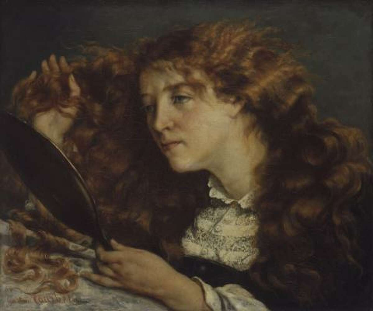 Jean-Désiré-Gustave Courbet Courbet led the Realist movement in French painting before dying in 1877.