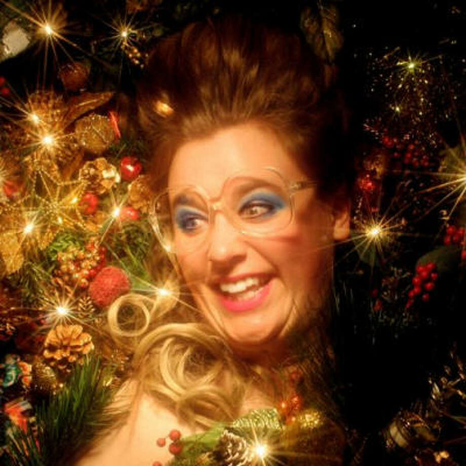 artistperformer leslie hall became an internet celebrity with her hip hop songs about - Christmas Hip Hop Songs