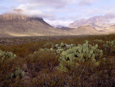 Big Bend Ranch puts the wild back in wilderness, making most other state parks seem downright tame. Photo: Texas State Park & Wildlife