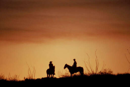 With many miles of horse trails and miles of open country, Big Bend Ranch is an equestrian-friendly state park. Three-day cattle roundups are conducted twice each year. Photo: Texas State Park & Wildlife