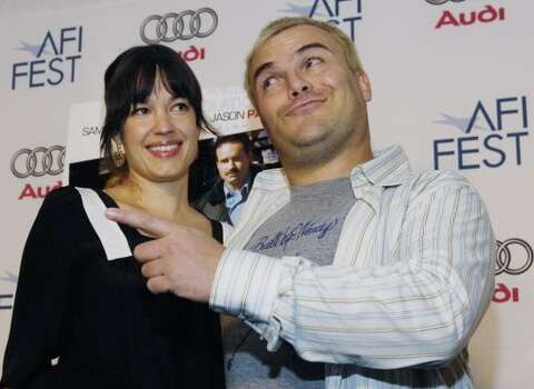 Jack Black Photo: Chris Pizzello, AP