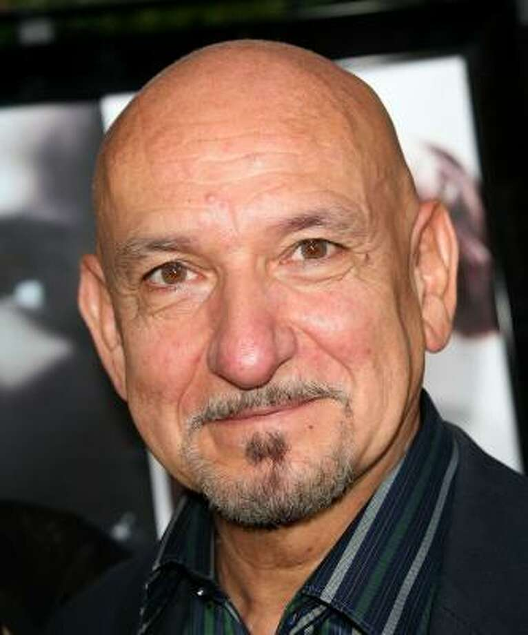 "Ben Kingsley plays the villain/ terrorist the Mandarin in ""Iron Man 3."" Photo: Frederick M. Brown, Getty Images"