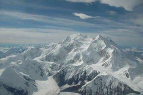 Mount McKinley, North America's highest peak.