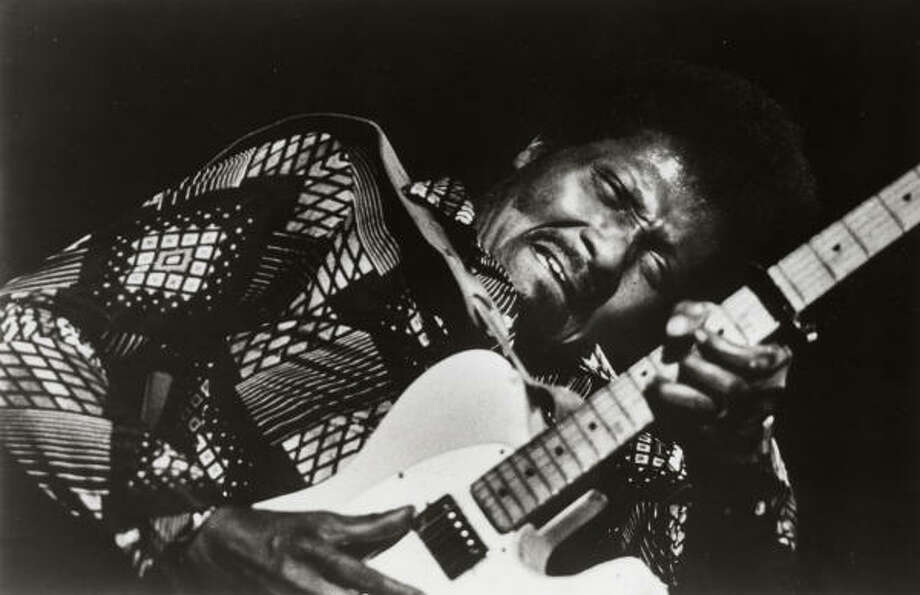 5. Ice Pickin' (1978), Albert Collins: The Iceman's career got a second wind with this redefining set. His playing is glittery and cool, and the vocals, never his strongest point, come across with conviction. Photo: D. Shigley, Alligator Records