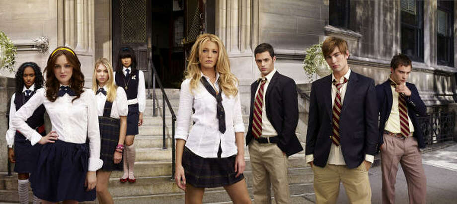 "Steady in the sackDespite the growing prevalence of steamy shows like ""Gossip Girls,"" the number of teens reporting that they had had sex within the past three months has remained at a steady 34% since 2011 with condom use also staying unchanged at 60%. Photo: Andrew Eccles, THE CW"