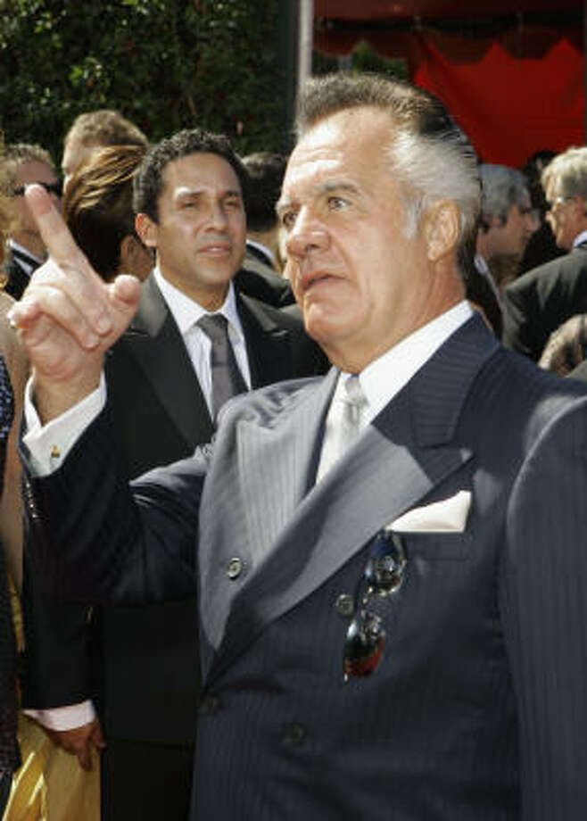 Tony Sirico, aka Paulie 'Walnuts' Gualtieri, has taken on a number on smaller roles in television and movies. Photo: Chris Carlson, AP