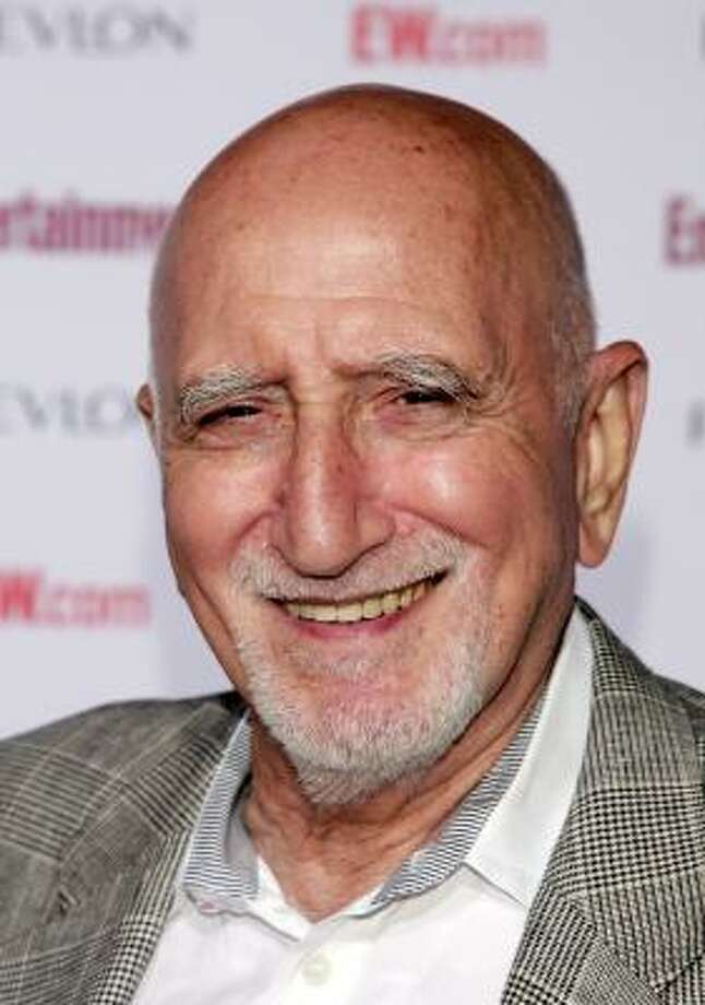 Dominic Chianese, who played Junior Soprano, returned to the mob life in HBO's 'Boardwalk Empire.' Photo: Kevin Winter, Getty Images