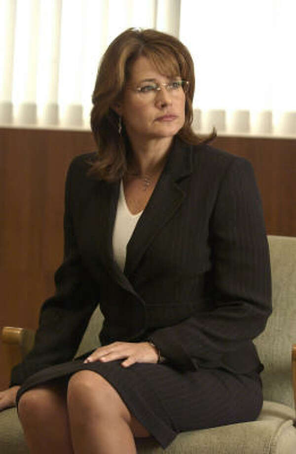"Lorraine Bracco, who played Tony's therapist Dr. Melfi, now costars on TNT's ""Rizzoli & Isles."" Photo: Abbot Genser, HBO"