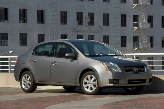 The No. 5 used car on Kelley's back-to-school list is the 2007 Nissan Sentra. COURTESY OF NISSAN NORTH AMERICA INC. Photo: COURTESY OF NISSAN NORTH AMERICA INC.