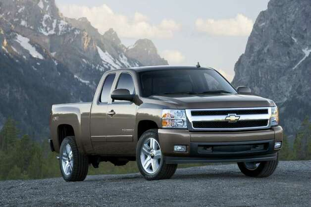 Late models of the Chevrolet Silverado are worthy used-vehicle contenders for the back-to-school list. COURTESY OF GENERAL MOTORS CO. Photo: GM, COURTESY OF GENERAL MOTORS CO. / © 2006 General Motors