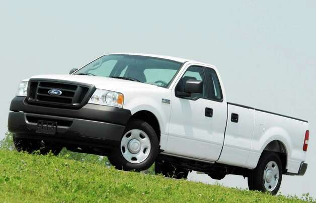 The 2007 Ford F-150 is the No. 4 used vehicle on Kelley's back-to-school list. COURTESY OF FORD MOTOR CO. Photo: Ford Motor Co., COURTESY OF FORD MOTOR CO. / Ford