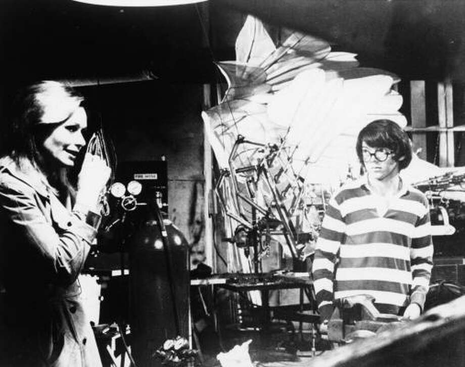 'Brewster McCloud' (1970)Robert Altman shot his quirky film in Houston -- much of it at the Astrodome.