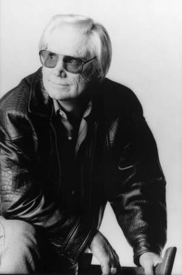 This publicity photo of George Jones was taken in 1999. Photo: ASYLUM RECORDS C1999