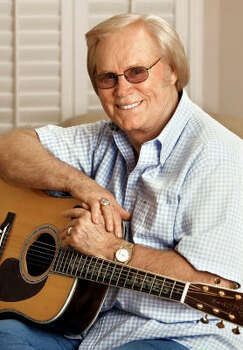 Country star George Jones is shown in his home near Nashville, Tenn., March 12, 2003. Photo: MARK HUMPHREY, AP