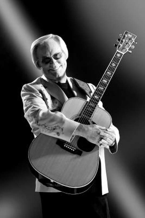 George Jones is shown in this 2004 publicity photo.