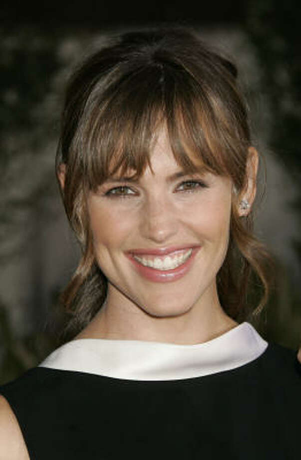 Affleck's wife, Jennifer Garner, is also a big DNC supporter. Photo: Francis Specker, MCT