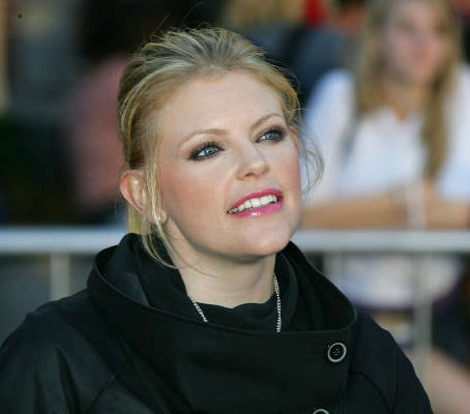 Dixie Chick Natalie Maines donated to the West Memphis Three defense fund in 2005. Photo: ROBYN BECK, AFP/Getty Images