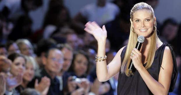 Best Reality Competition: Project Runway, featuring host Heidi Klum Photo: STEPHEN CHERNIN, Associated Press