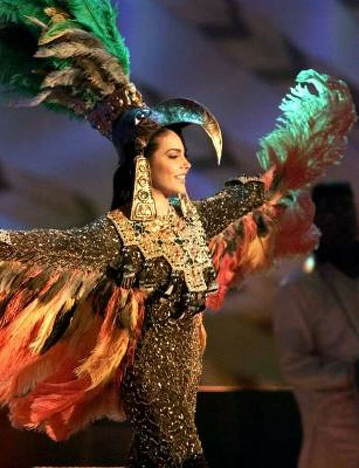 miss mexico costumes through the years houston chronicle