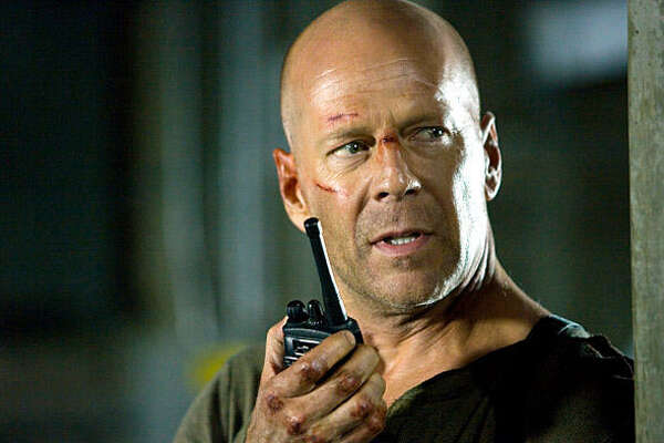 Bruce Willis returns as John McClane in  Live Free or Die Hard , opening June 27.