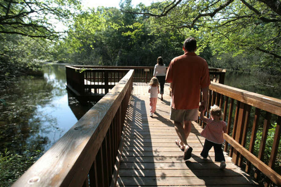The 30 best Houston-area suburbs to raise a familyRankings and review site Niche compiled data on U.S. suburbs and ranked them for raising a family. The best Houston-area suburbs have good schools, low crime and surveyed parents who love to raise their children in their neighborhoods.Source: Niche (See methodology here) Photo: Mayra Beltran, Chronicle