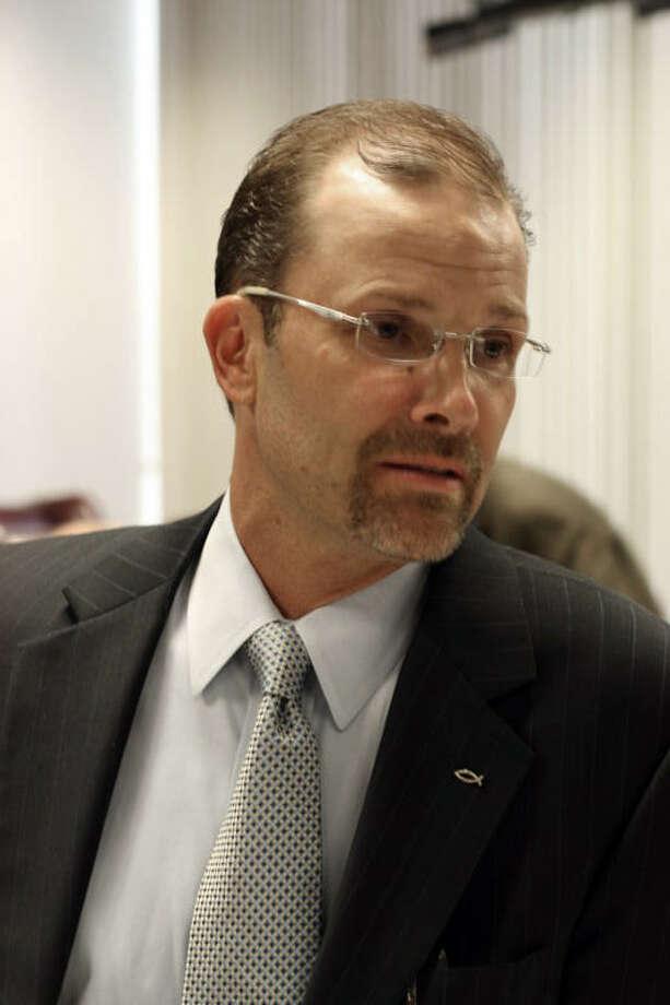 Mug of Thomas Ratliff.  (Gary Scharrer / Staff Photo) Photo: Johnny Hanson, Staff / © 2011 Houston Chronicle