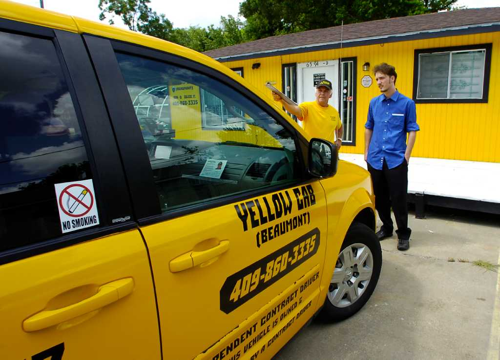 Yellow Cab, taxi services tend to Beaumont's streets - Beaumont