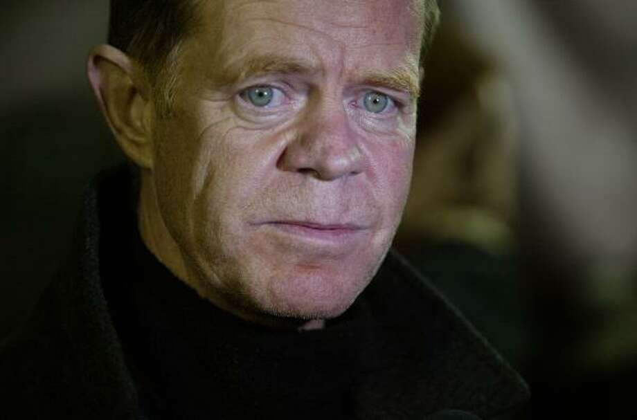 William H. Macy Photo: Peter Kramer, Getty Images