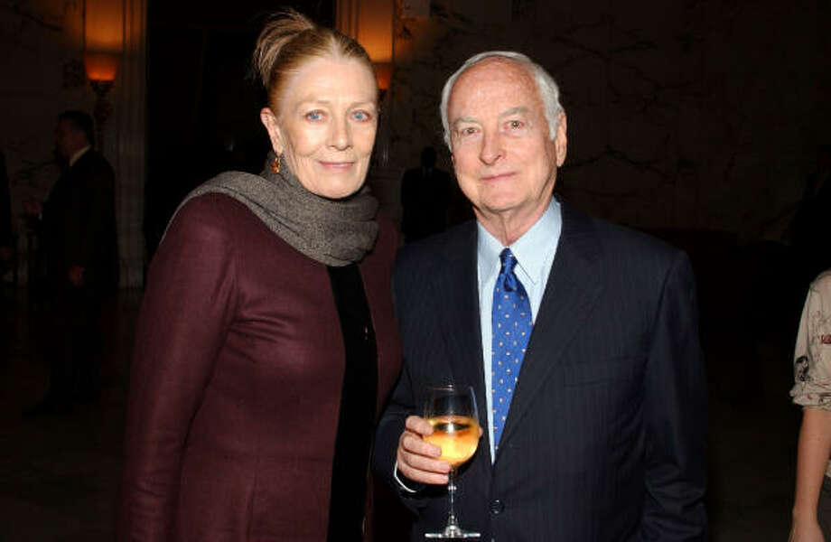 James Ivory and Vanessa Redgrave Photo: Andrew H. Walker, Getty Images