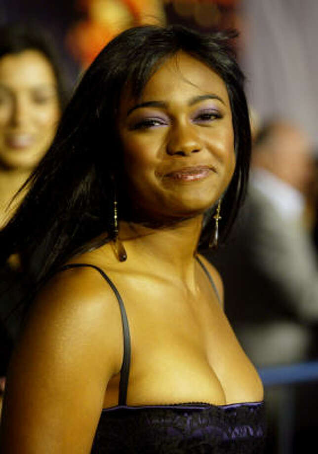"Remember Tatyana Ali from ""The Fresh Prince of Bel-Air?"" It seems she has too much time on her hands nowadays, enough time to engage in marathon crying sessions as a form of exercise. Ali told The Huffington Post, ""I cry three times a day as part of my workout routine. It really targets the core. Great way to reduce bloating."" Also, a great way to ensure that no one ever wants to live with you.  Photo: DANNY MOLOSHOK, Associated Press"