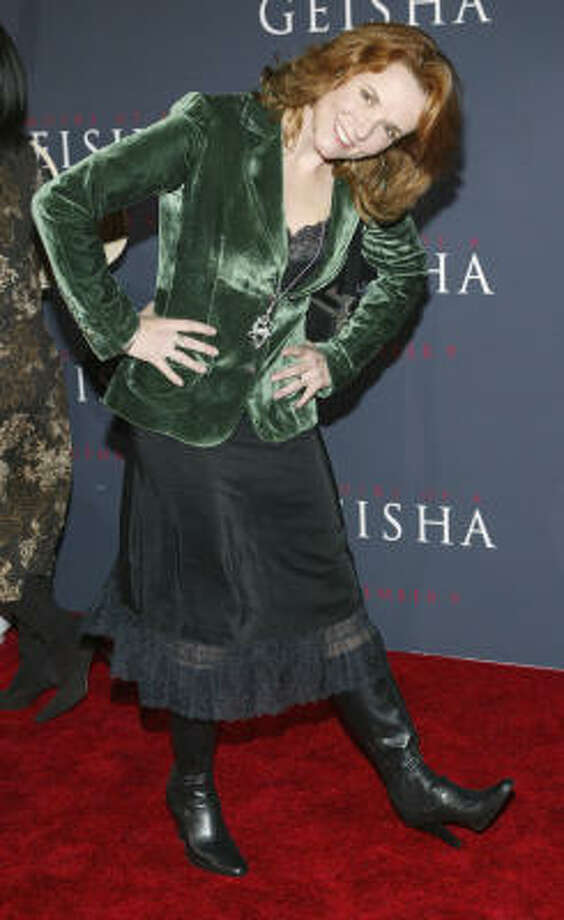 Lea Thompson Photo: Frederick M. Brown, Getty Images