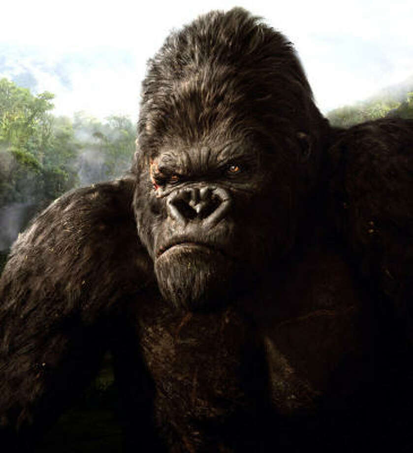 King Kong Photo: Universal Pictures