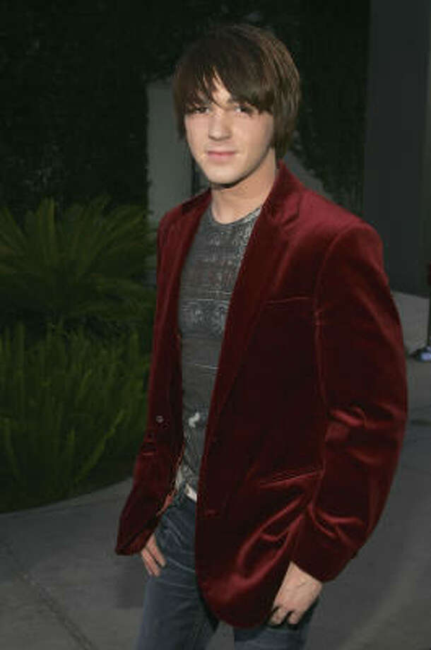 Actor Drake Bell Photo: Mark Mainz, Getty Images