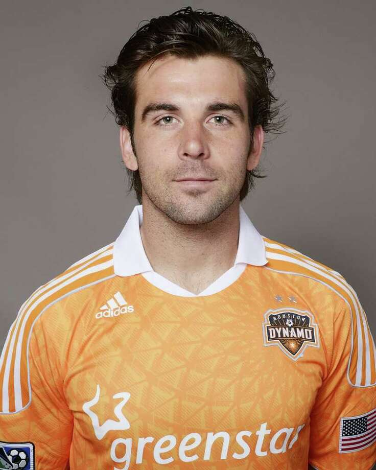 Mike Chabala Houston Dynamo  2011 MLS photo