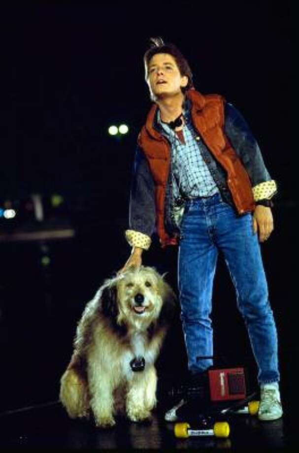 Michael J. Fox was the star of Back to the Future