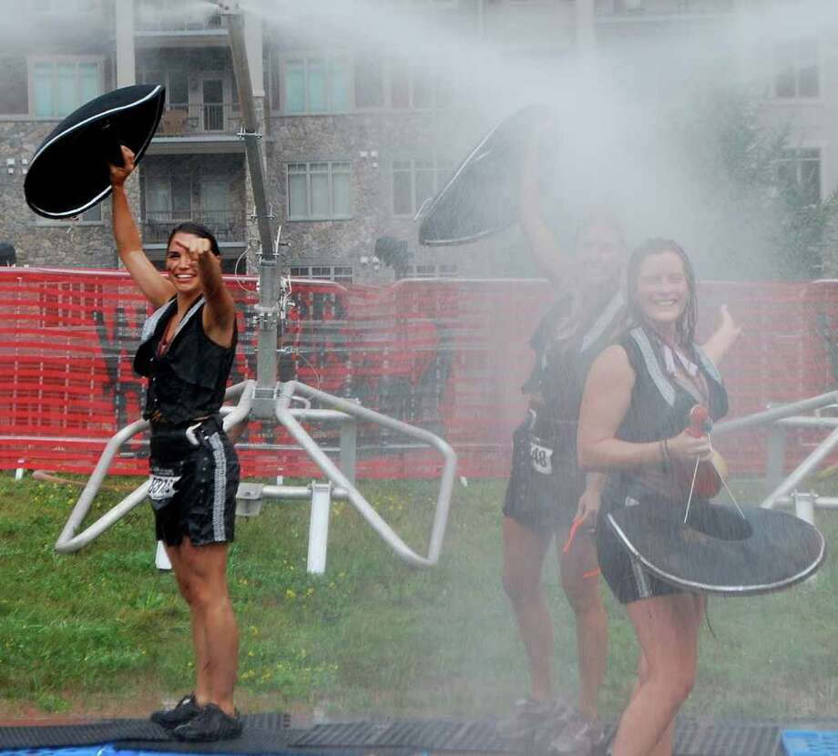 Were you seen at Windham Mountain's Warrior Dash? Photo: Silvia Meder Lilly