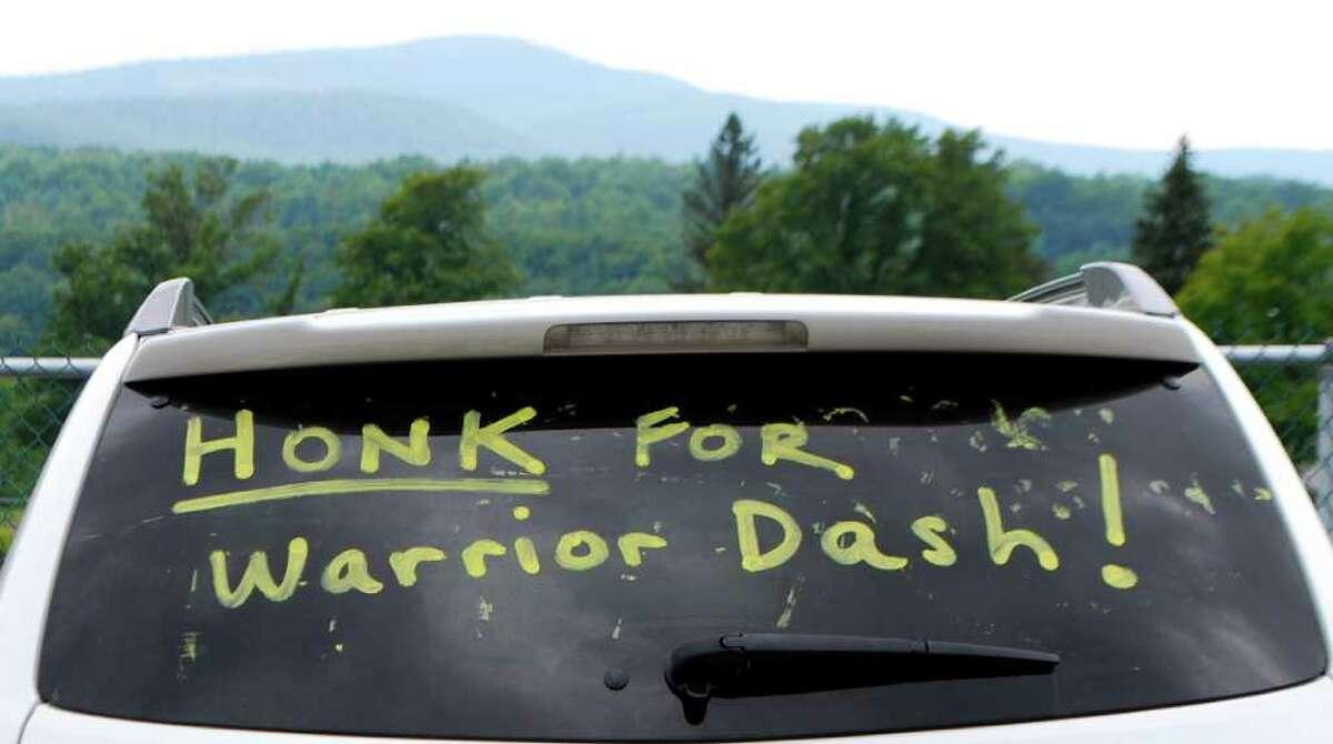 Were you seen at Windham Mountain's Warrior Dash?