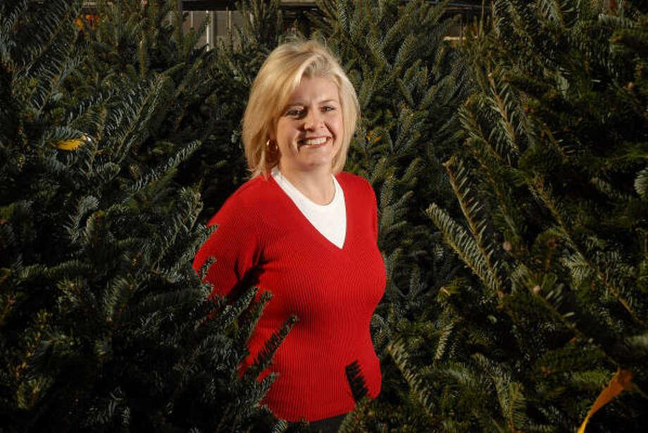 kim hooper vice president of houston garden centers says she has never had an - Houston Garden Centers